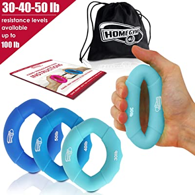 Grip Strength Trainer and Hand Strengthener