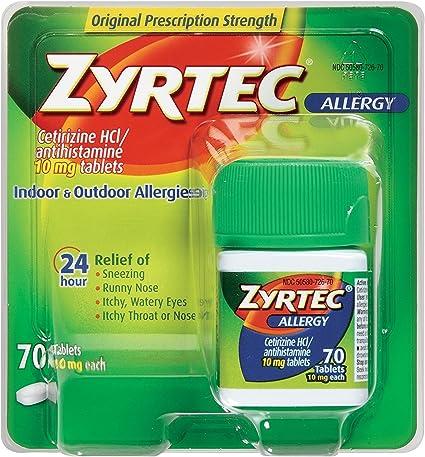 alergia por acido citrico