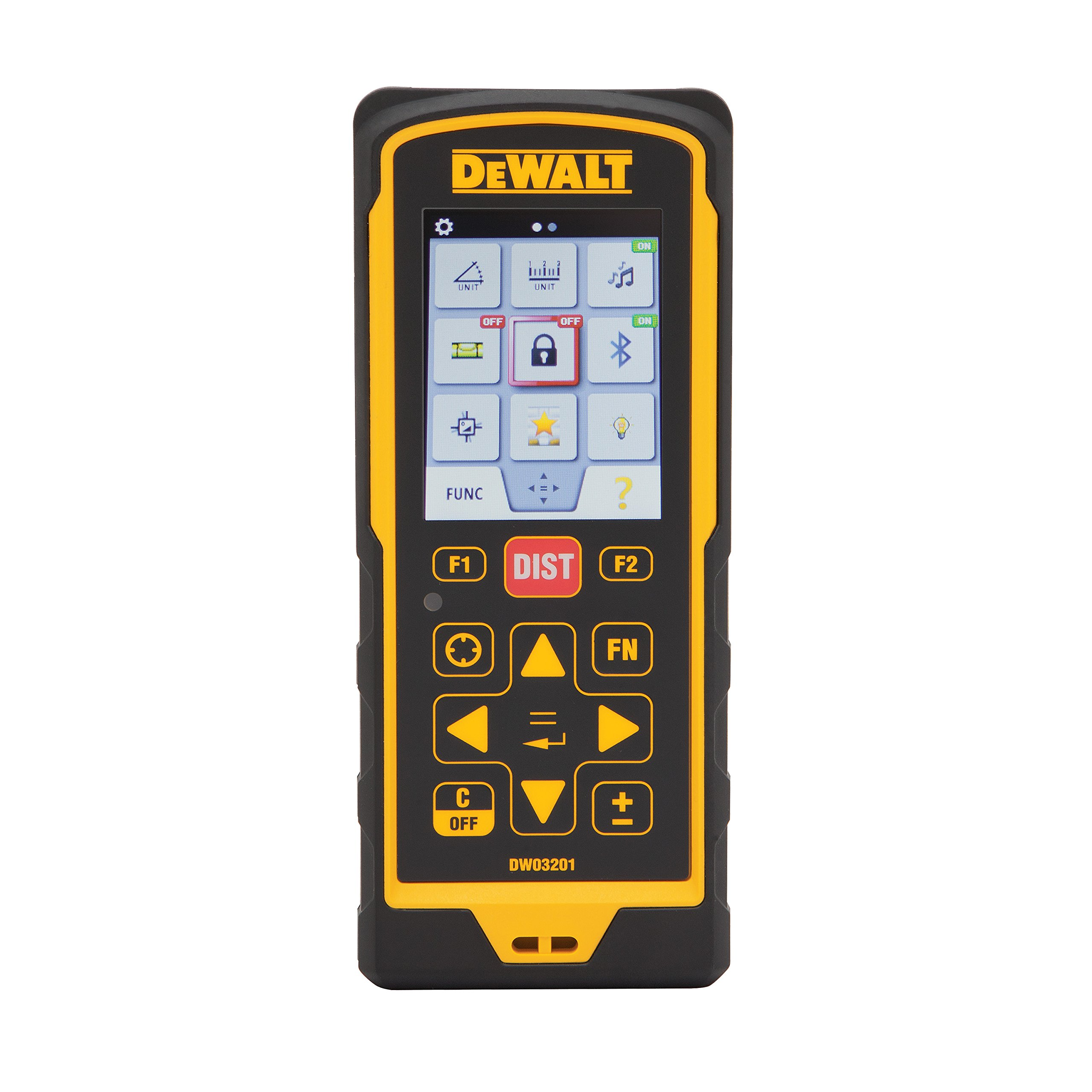 DEWALT DW03201 660' Laser Distance Measurer