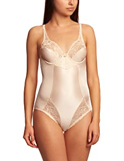 0d30f7d499 Naturana Women s Moulded Underwired Full Cup Shaping Bodysuit ...
