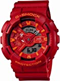 [カシオ]CASIO 腕時計 G-SHOCK Blue and Red Series GA-110AC-4AJF メンズ