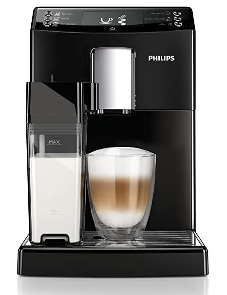 Philips 3100 series EP3550/00 - Cafetera (Independiente, Máquina ...