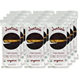Justin's Dark Chocolate Peanut Butter Cups, 1.4 Ounce (Pack of 12)