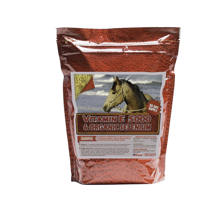 Horse Guard Vitamin E & Organic Selenium Horse Guard Inc
