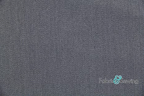 Polyester Cotton Broadcloth CHARCOAL Fabric By The Yard