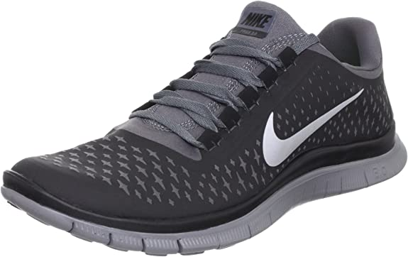 Nike Free 3 0 V4 Running Shoes 12 5 Black Running