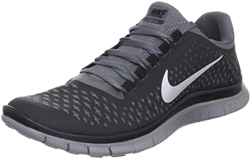 quality design d624d b5212 Amazon.com   Nike Free 3.0 V4 Running Shoes - 12.5 - Black   Running