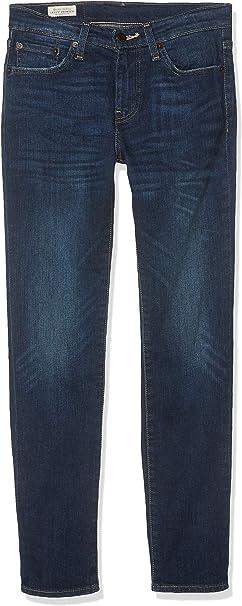 TALLA 29W / 30L. Levi's 511 Slim Fit - Vaqueros para hombre