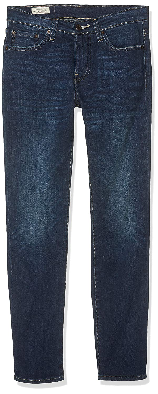 TALLA 28W / 30L. Levi's 513 Slim Straight - Jeans para Hombre