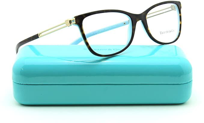 7ab173fd9b78 Image Unavailable. Image not available for. Color  Tiffany   Co. TF 2051-B  Women Eyeglasses ...