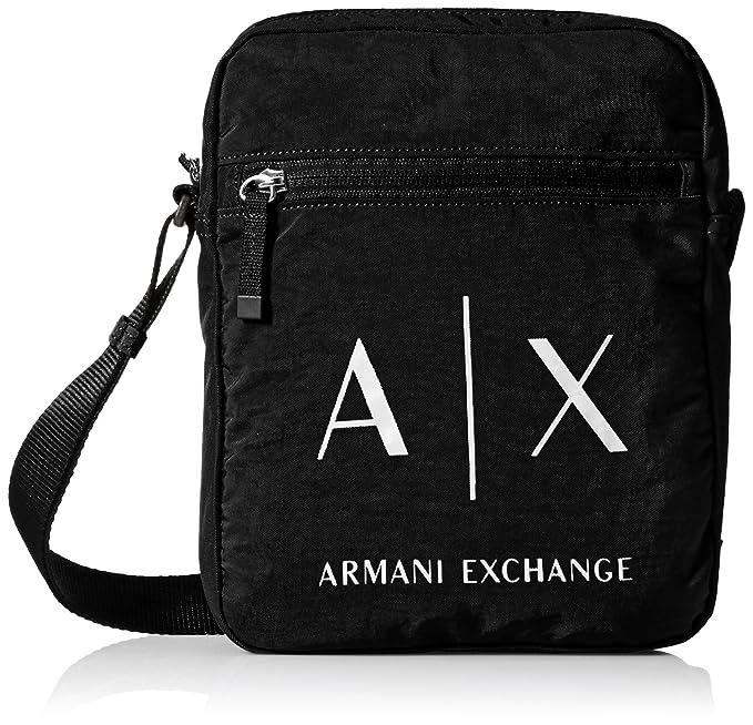 Amazon.com: Armani Exchange De Hombre luz peso arrugado ...
