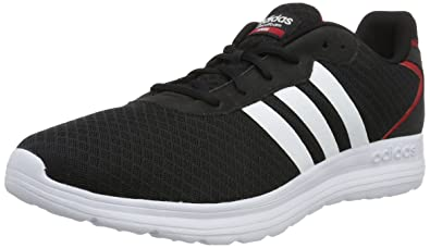 adidas Neo Cloudfoam Speed Mens Running Sneakers Shoes-Black-7 e7cc7614a