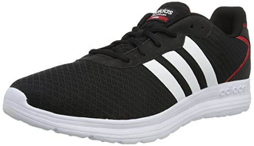 adidas neo men's cloudfoam speed trainers