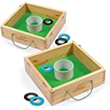 EastPoint Sports Solid Wood Washer Toss