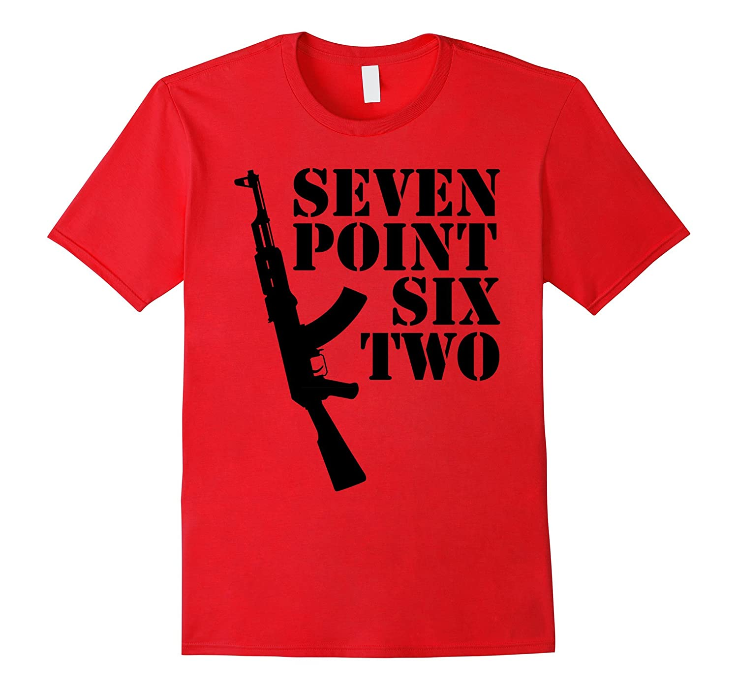 AK-47 Patriot Freedom 2nd Amendment 762 T-shirt-PL