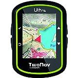 TwoNav Twonav U100 - GPS de mano ( muñeca, brújula, outdoor, resistente al agua, cartografía ), color negro