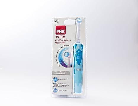 PHB Cepillo Eléctrico Active Recargable Azul