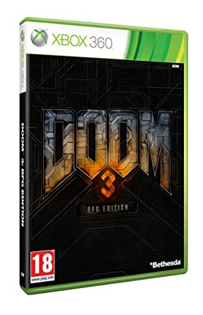 Doom 3 - BFG Edition (Xbox 360) Games at amazon