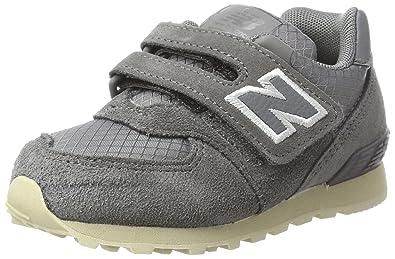 New Balance Unisex-Kinder Schuhe, Grau - Grau - Größe: 26 EU