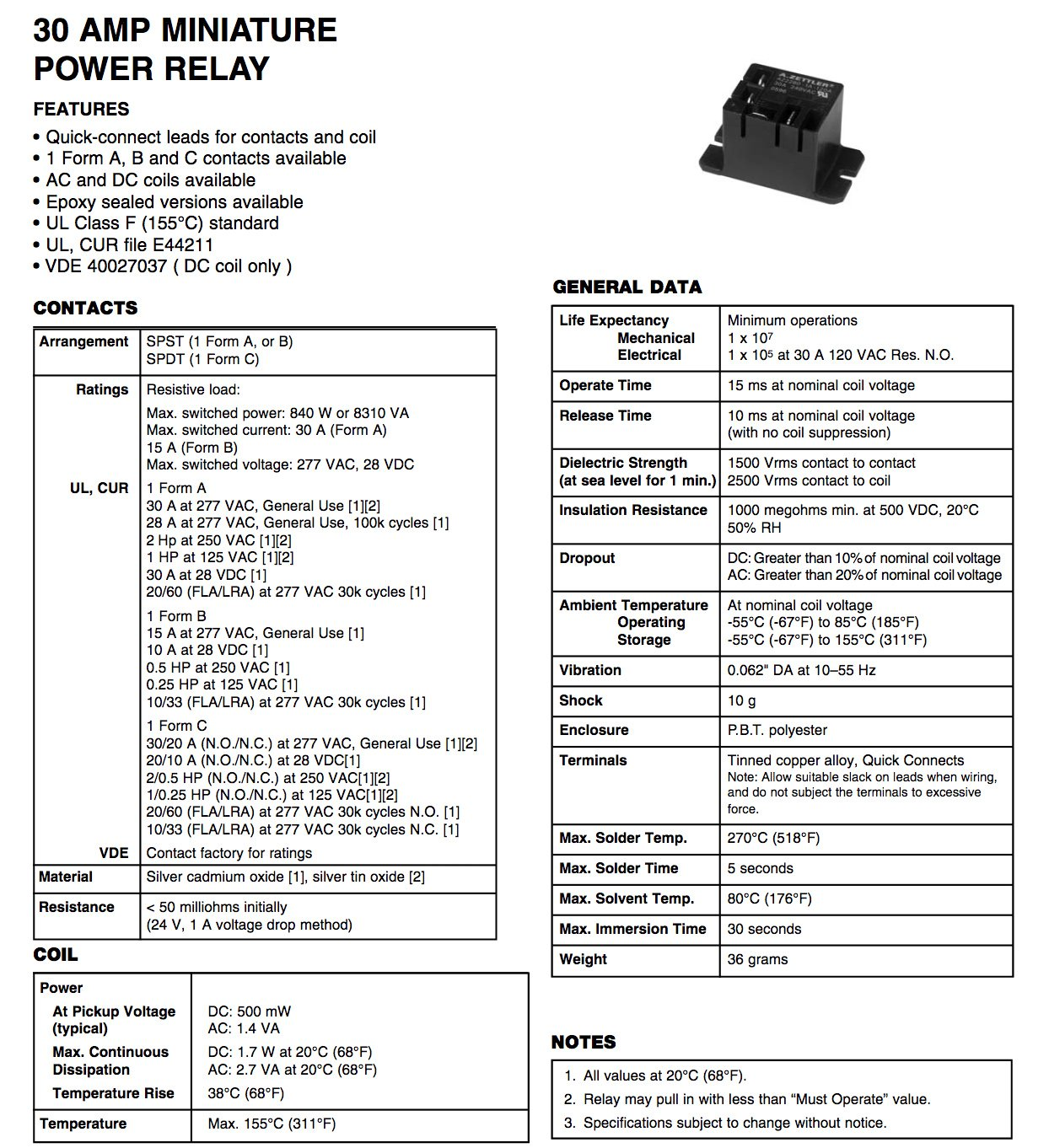 American Zettler Power Relay For Atwood 93849 Water Sense Circuit Heater Kit Rv Parts With Usb Cable Industrial Scientific