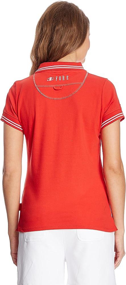 xfore Golfwear Polo Rojo M: Amazon.es: Ropa y accesorios