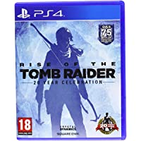 Square Enix Rise of the Tomb Raider 20 Year Celebration PS4