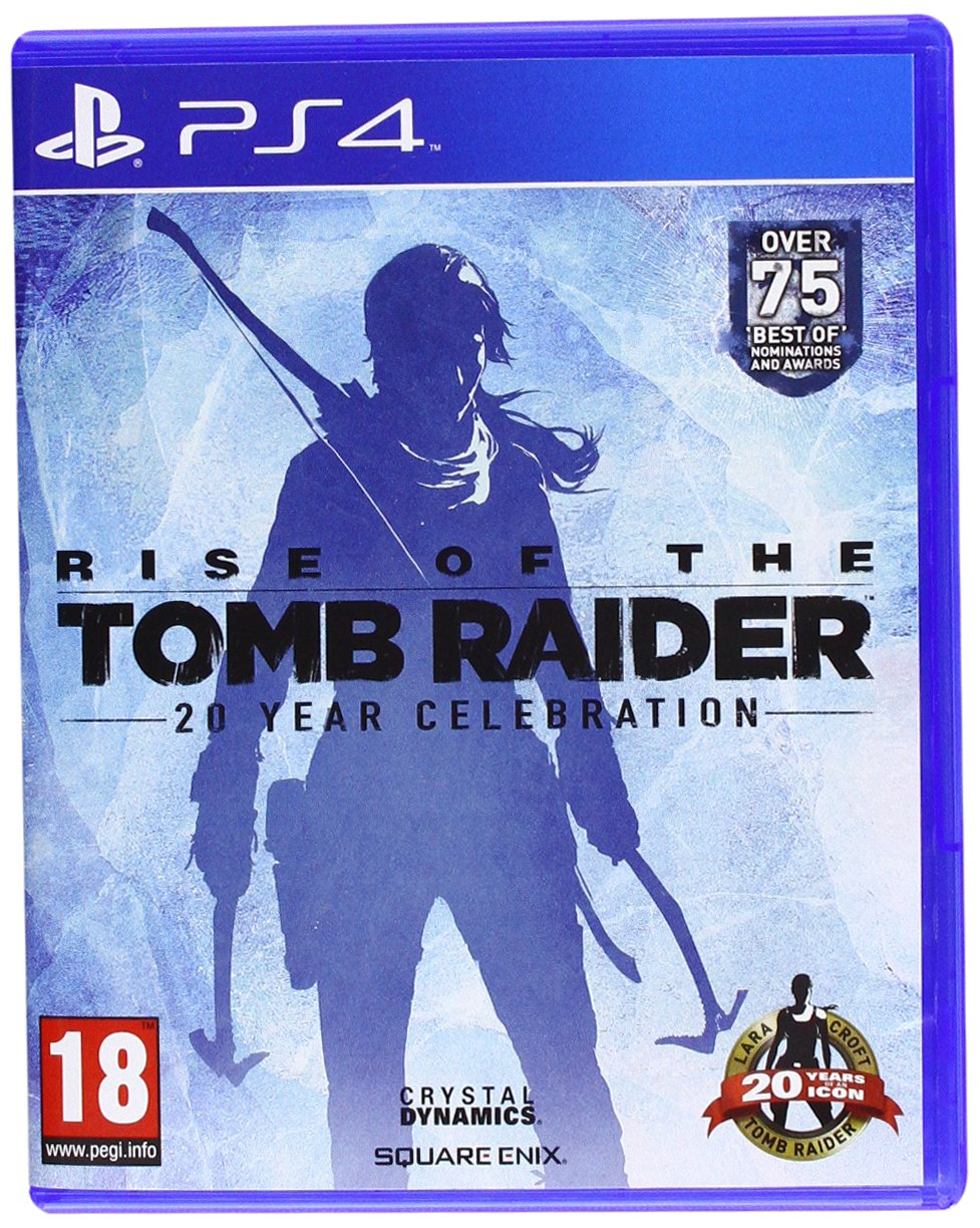 Rise of the Tomb Raider - 20 Year Celebration (PS4) product image