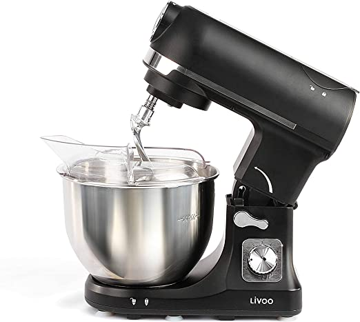 LIVOO DOP189N - Robot de cocina, color negro: Amazon.es: Hogar