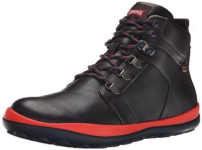 Camper Men's Peu Pista Warm Lined Classic Boots Short Length Brown Size: ...