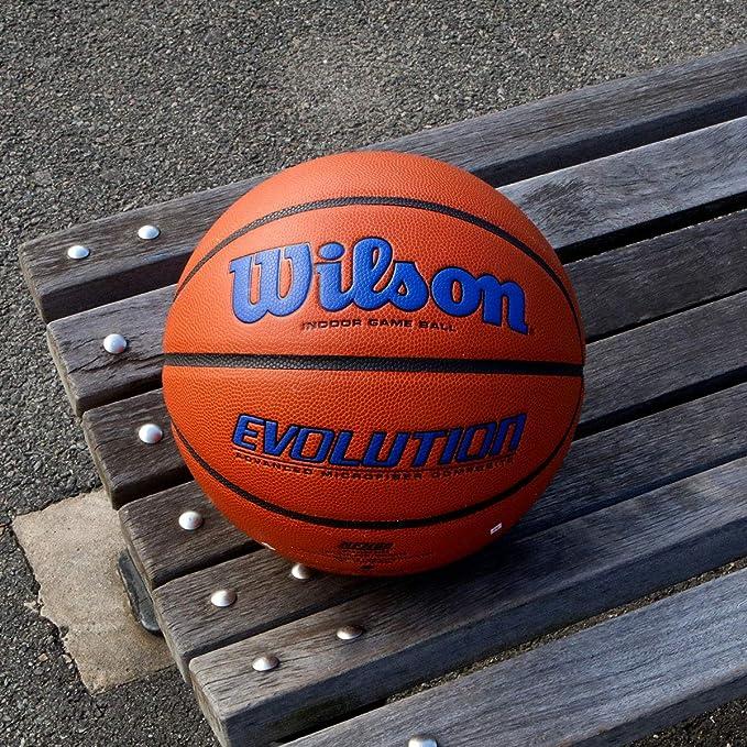 Wilson Sporting Goods - Balón de Baloncesto para Interiores (Talla ...