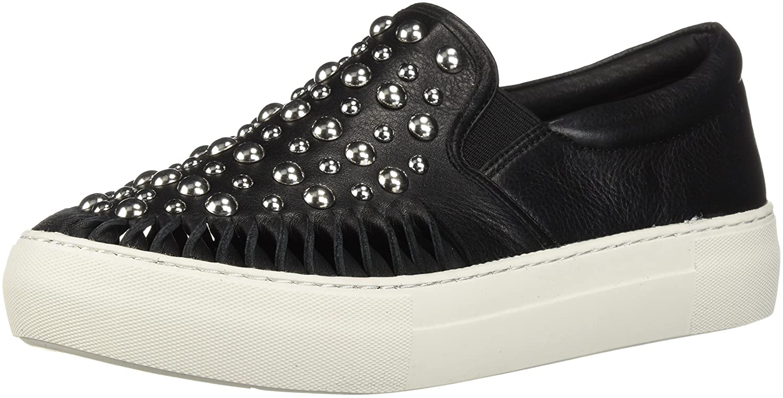 J Slides Women's Azt Sneaker B076DQJBZ5 7 B(M) US|Black