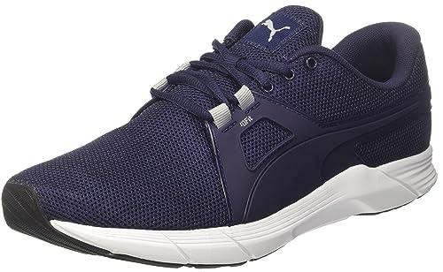 65c06e8ee617 Puma Men s Propel Xt Peacoat and White Running Shoes-6.5 UK India (38.5