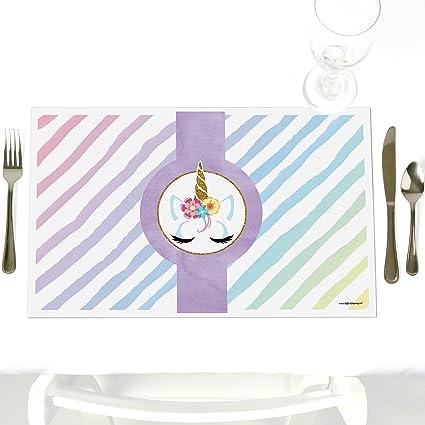 Amazon.com: Rainbow Unicorn – un unicornio mágico Baby ...