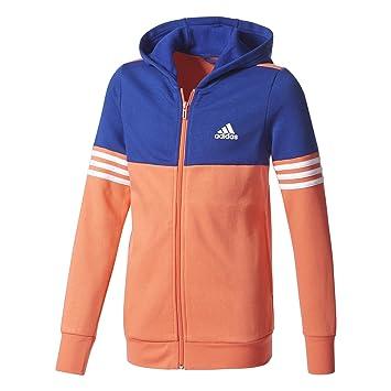 hot sale online 80b1f 091e8 adidas CF1249, Chándal Para Niñas  Amazon.es  Deportes y aire libre