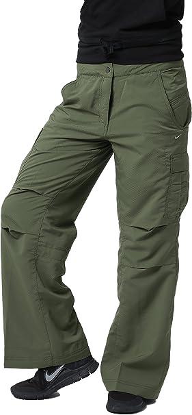 explotar soporte bolso  Nike Fit Dry Ladies Dance Trousers: Amazon.co.uk: Clothing