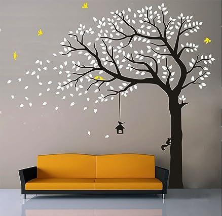 bdecoll stencil muro/baby shower-decorazione da parete/adesivi ... - Stencil Camera Da Letto
