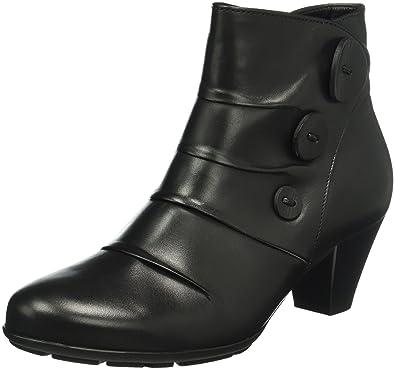 Gabor Shoes 55.647 Damen Kurzschaft Stiefel, Schwarz (Schwarz 27), 37 EU ( ce919dd41d