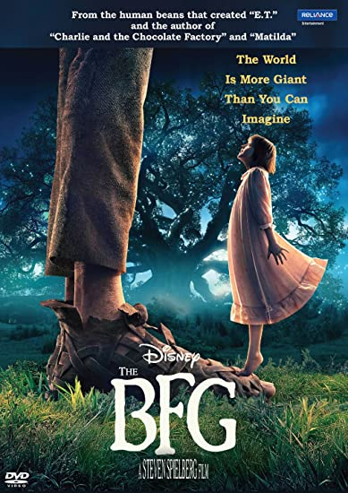 Amazon In Buy The Bfg Dvd Blu Ray Online At Best Prices In India