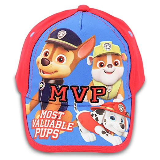 fb3f54cf17a Image Unavailable. Image not available for. Color  Nickelodeon Toddler Boys  Paw Patrol Cotton Baseball Cap ...