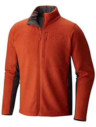 Amazon.com: Mountain Hardwear Men's Dual Fleece Jacket: Sports ...