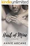 Hart of Mine: A Wounded Hero Adult Romance (Cale & Mickey Book 4) (English Edition)