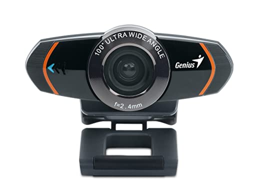 Amazon com: Genius WideCam 320 /100 Degrees Ultra Wide Angle/Video