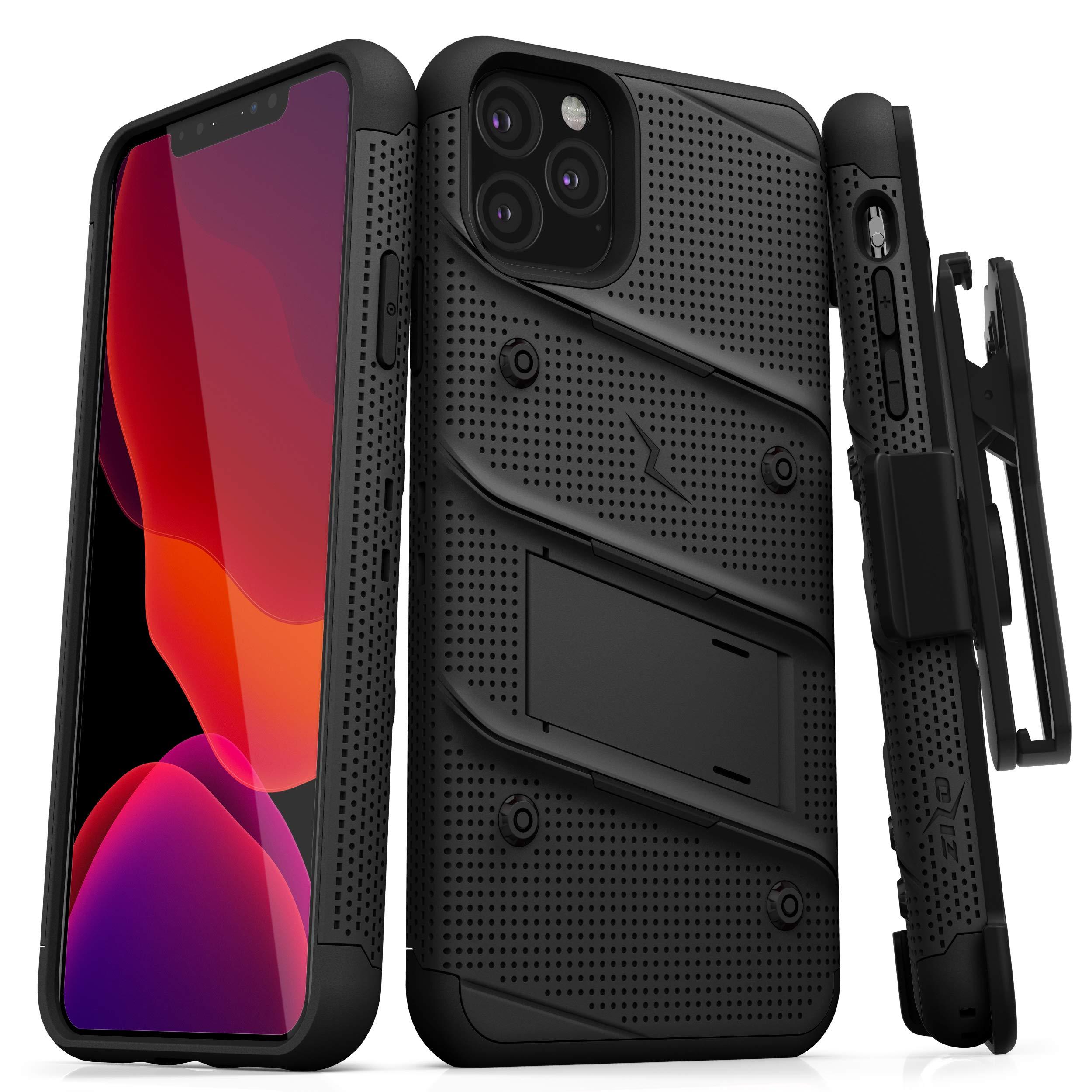 Funda + Vidrio Iphone 11 Pro Con Pie ZIZO [7X8SQST3]
