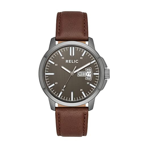 : Relic by Fossil Men's Maddox Quartz Watch with