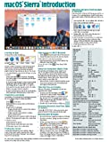 macOS Sierra Introduction Quick Reference Guide (Cheat Sheet of Instructions, Tips & Shortcuts - Laminated Guide)