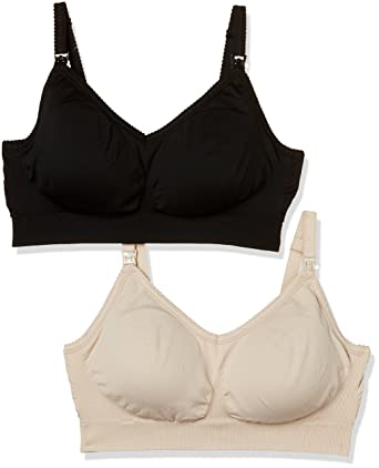 9bc3bfd5365 Marks   Spencer Full Cup Nursing Bra (Pack of 2)(T33738ALMOND  Mix XL 21642913)