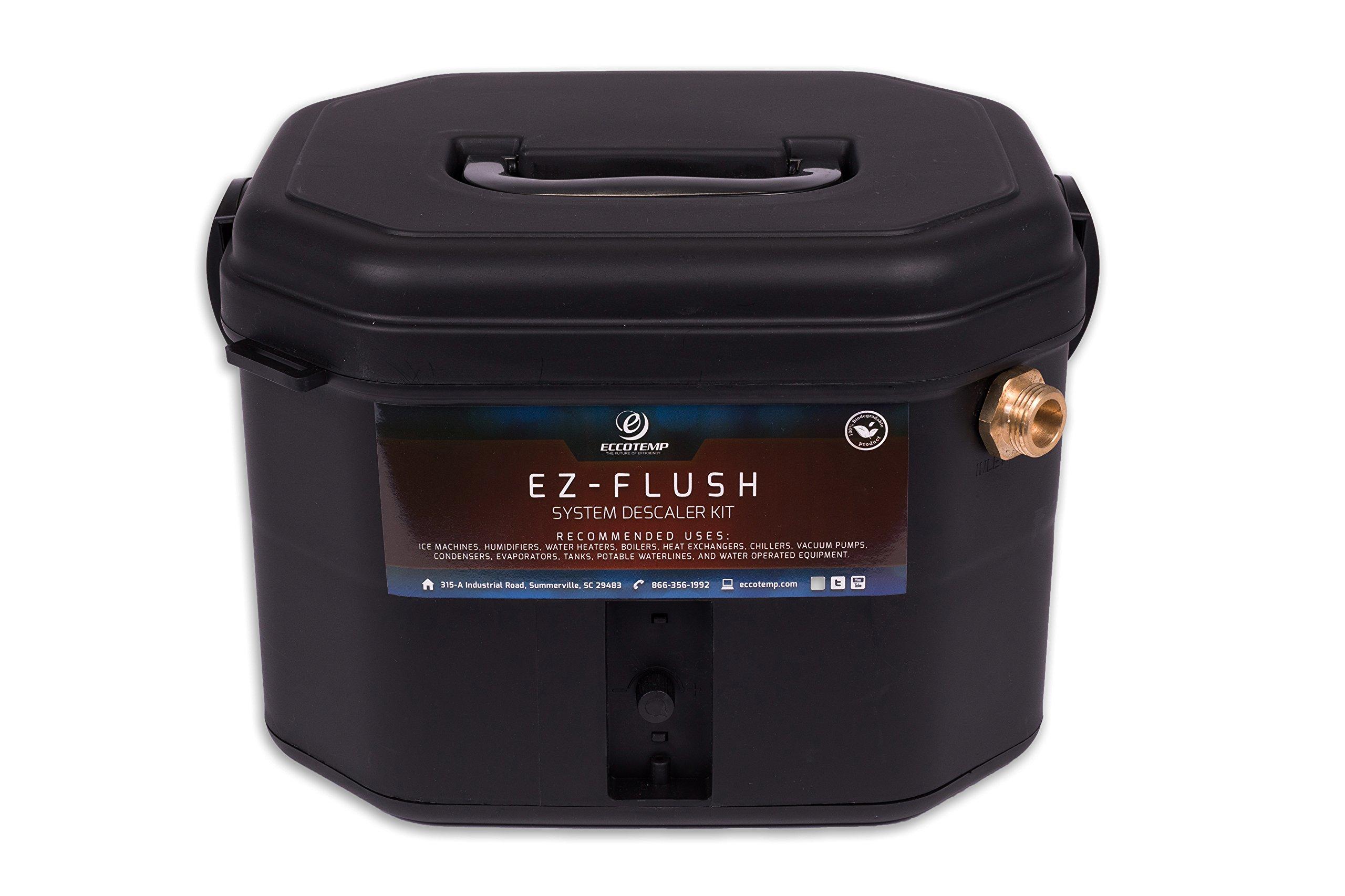 Eccotemp Systems Ezkit Eccotemp EZ-Flush System Descaler Kit, Black