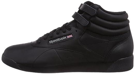 Amazon.com  Reebok Lady Freestyle Hi Fitness Shoe  Shoes 6faff99d0