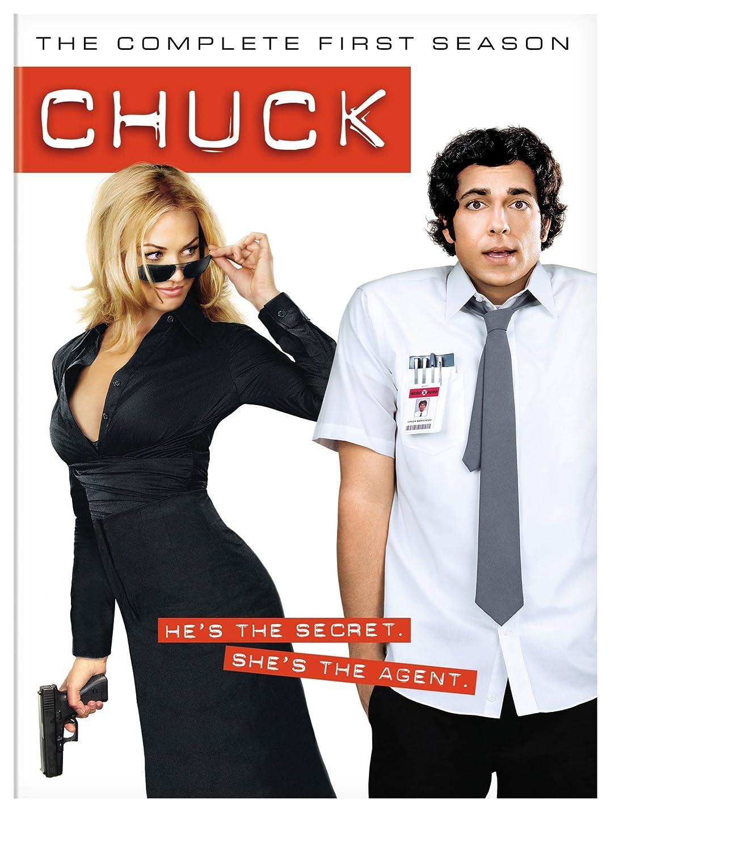 Amazon com: Chuck: Season 1: Zachary Levi, Yvonne Strahovski, Adam