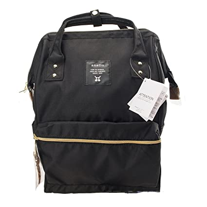 7a3d41b596b8 Amazon.com  Japan Anello Oxford Unisex Daypack Backpack School Book ...